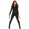 Marvels Civil War Black Widow Secret Wishes Adult Costume